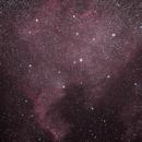The America Nebula,                                Chris