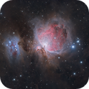 The Great Orion Nebula,                                Andreas Eleftheriou