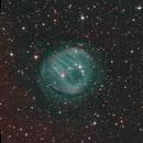 The Bear Claw Nebula,                                Gabe Shaughnessy