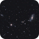 NGC 2146 and PGC 18960,                                Ron Stanley