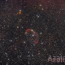 NGC6888,                                Pavel Nikolaev