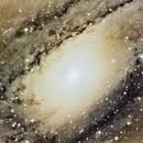 M31 core,                                Massimo Ermanni