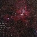 Eta Carina nebula,                                Andy williams