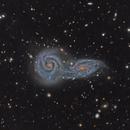 NGC 5426 and NGC 5427 (Arp 217),                                KuriousGeorge