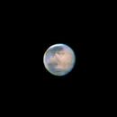 Mars LRGB,                                Pat Darmody