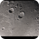 Moon surface,                                lambrechtssteven