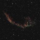 NGC 6992 Veil Nebula,                                xs4allan
