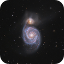 M 51 - Whirlpool Galaxy,                                Robert Eder