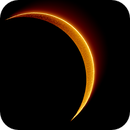 Partial Eclipse in H-Alpha (Chile 2019)  Part 2,                                Luk