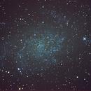 Galaxy M33 Triangulum,                                astroengvt