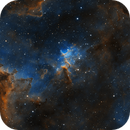Melotte 15 in the Core of The Heart,                                Sean Smith