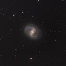 M91 (LRGB) - 16 April 2021,                                Geof Lewis
