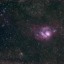 Lagoon Nebula,                                geordan