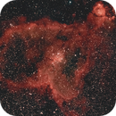 IC-1805 (Heart Nebula) w RASA 8,                                Eric Watson