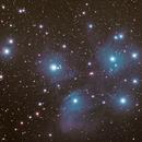 Pleiades,                                Steve Dean