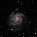 M101 Pinwheel Galaxy,                                jeff