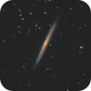 NGC 5906 - NGC 5907,                                Brice