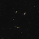 Leo Triplet - M65 M66 NGC 3628,                                Piotr Czerski