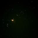 Orion Nebula,                                echinen