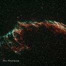 NGC 6992 Eastern Veil Nebula,                                John Burns