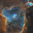 The Heart Nebula,                                Connor Matherne
