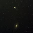 M81-M82 Duo,                                Charles R. Wright