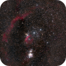 Cloudy Orion - New Approach,                                AstroHannes68