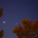 Venus and Jupiter,                                Gene  Ulm