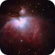 M42 Orion Nebula Final,                                Jim Brown