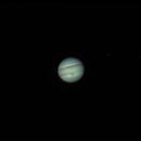 Jupiter - Celestron C5,                                Andrew Burwell