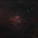 Heart Nebula Melotte 15,                                Wolfgang Ransburg