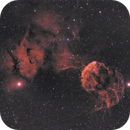 IC443 Bicolor,                                Juergen