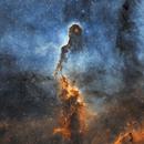 IC 1396 - Elephant's Trunk nebula,                                Wissam Ayoub