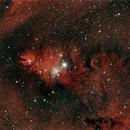 Cone Nebula (NGC2264),                                Philipp Weller