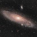 Andromeda Galaxy,                                Michael Völker