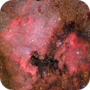NGC 7000 + IC 5070,                                Giuseppe Donatiello