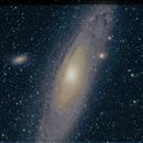 m31 Andromeda Galaxy,                                palaback