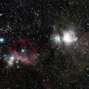Orion Region Widefield,                                Ray Heinle