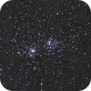 Double Cluster in Perseus - NGC 869 - NGC 884,                                Kharan