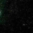 M8, M20, and M21 Lagoon and Trifid region of Sagittarius,                                Moleculejockey
