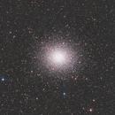 Omega Centauri Globular Cluster - 2021,                                HaydenAstro