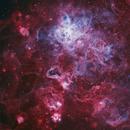 Tarantula Nebula - NGC 2070,                                Christian_Hilbert