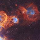 Around Eta Carinae,                                Roberto Colombari