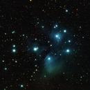 Pleiades - Subaru - Jewel of Winter,                                Bort