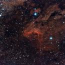 IC5070 - Pelican Nebula,                                Ahmet Kale