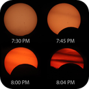 Partial Solar Eclipse,                                mayfly1963