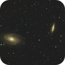M81 and M82 Galaxies,                                Ray Heinle