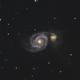 M51 Whirlpool Galaxy,                                Krishna Vinod