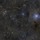 Iris Nebula,                                Evgeniy Buklikov