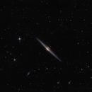 Needle Galaxy - NGC4565,                                cherokawa